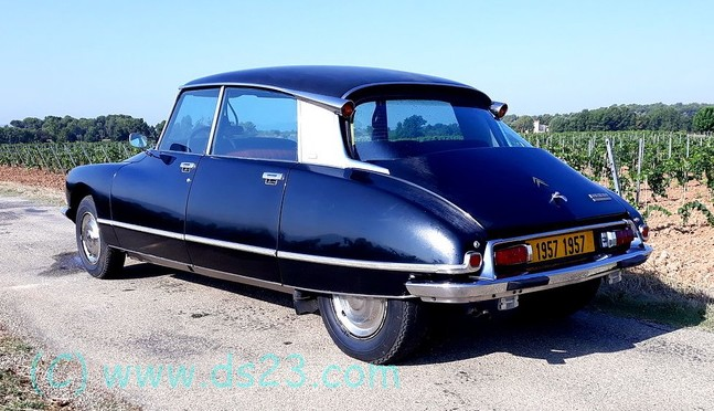 Citroen DS 23 IE...  Burel ...