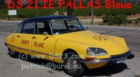 ds 21 IE pallas Jaune ...